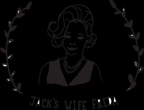 Jack's Wife Freda Logo