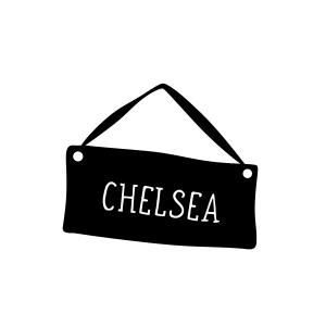 Chelsea Sign
