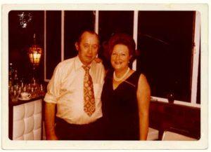 Jack & Freda, Johannesburg South Africa, 1980