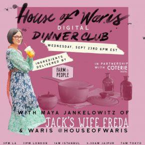 Invitation with Maya