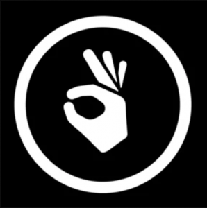 OK Symbol on Hand