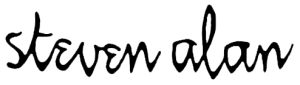 Steven Alan logo