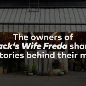 The Owners of Jacks Wife Freda share their stories behind their menu